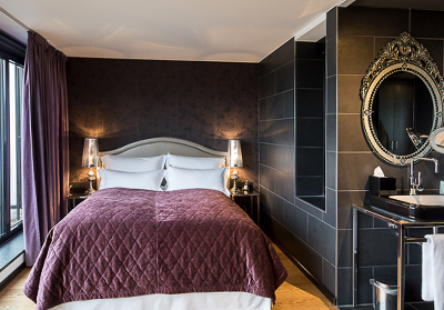 Hotel la maison - Munich - Studio Junior Suite Roomcategory